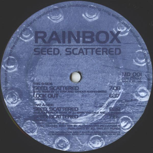 (23433) Rainbox – Seed, Scattered (TEMAZO)