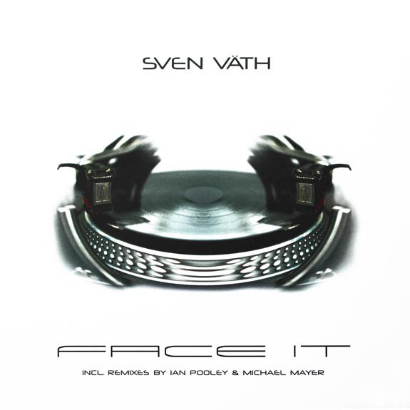 (CM1115) Sven Väth ‎– Face It