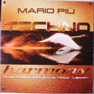 (CUB006) Mario Più – Techno Harmony