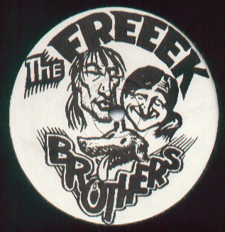 (CMD565)  The Freeek Brothers – Untitled