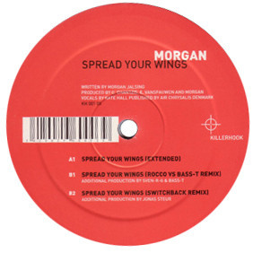 (8485) Morgan ‎– Spread Your Wings
