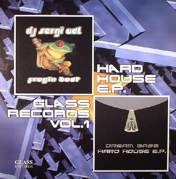 (7171) Glass Records Vol.1: Hard House E.P.