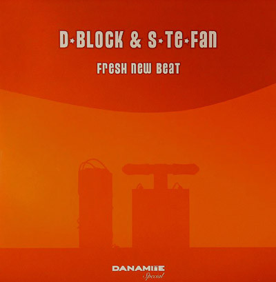 (8728) D*Block & S*Te*Fan ‎– Fresh New Beat