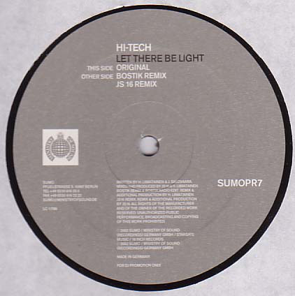 (4736) Hi-Tech – Let There Be Light