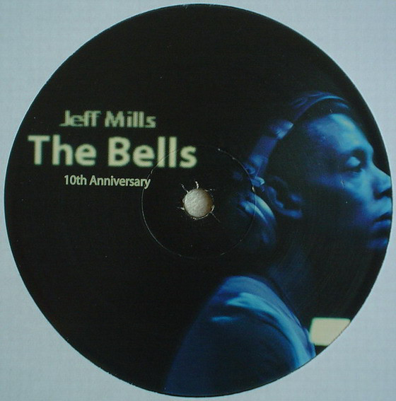 (0946B) Jeff Mills ‎– The Bells (10th Anniversary) (G/GENERIC)