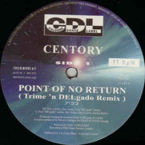 (21666) Centory – Point Of No Return (Remix)