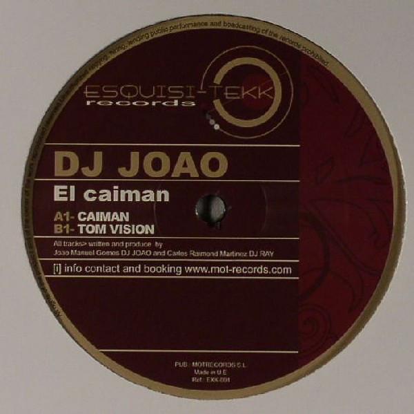 (9577) DJ Joao – El Caiman