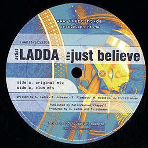 (9341) Ladda – Just Believe