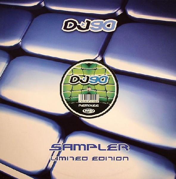 (4576) Control – DJ 90 Remixes (g/vg+)