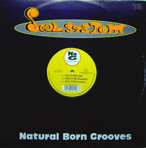 (CM1175) Natural Born Grooves – Soulsystem