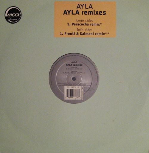 (SM2) Ayla – Ayla (Remixes)