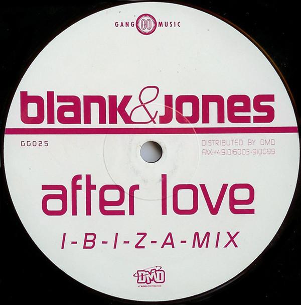 (AA00199) Blank&Jones – After Love