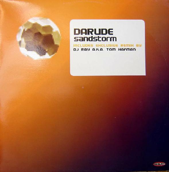 (7464) Darude – Sandstorm (G/VG+)