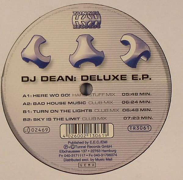 (16865) DJ Dean – Deluxe E.P.