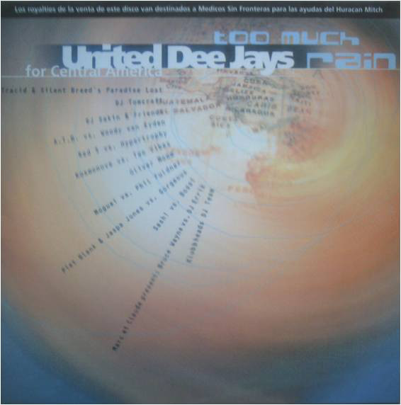 (20596B) United Deejays For Central America – Too Much Rain