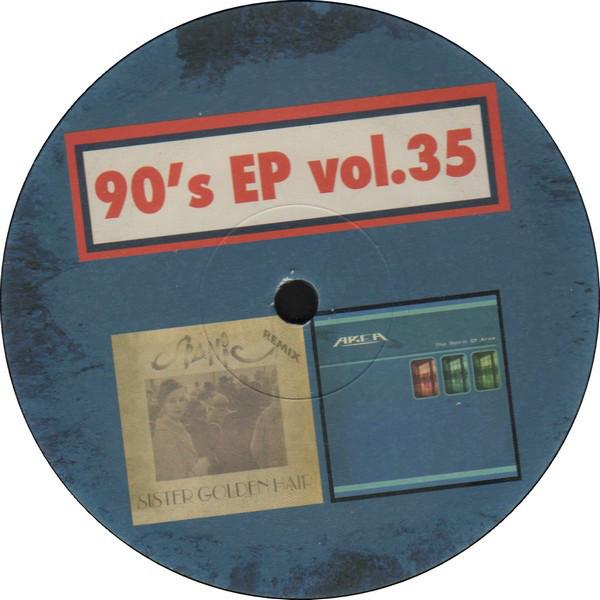 (9447) 90's EP Vol. 35 (G+/GENERIC)