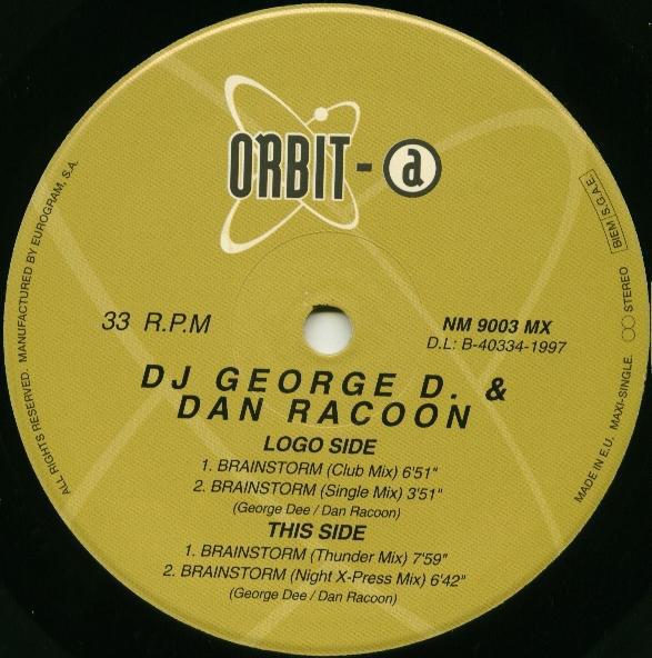 (E0028) George Dee & Dan Racoon – Brainstorm