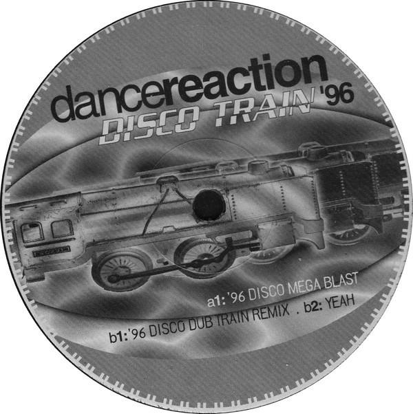(25737) Dance Reaction – Disco Train '96