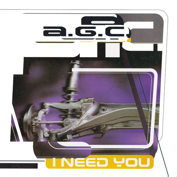 (24706) A.G.C. – I Need You