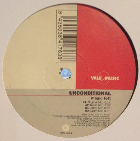 (20018) Unconditional – Magic Fett