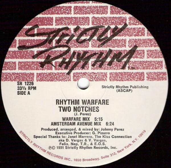 (JAR7) Rhythm Warfare – Two Notches