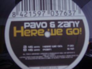(1145) Pavo & Zany – Here We Go