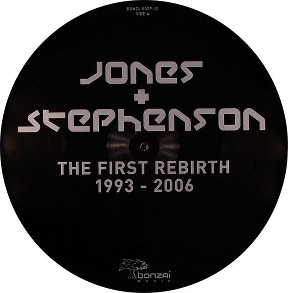 (P027) Jones & Stephenson – The First Rebirth 1993 - 2006