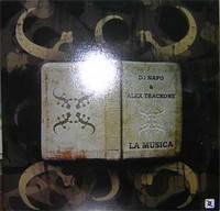 (7491) DJ Napo & Alex Trackone – La Musica (VG/Generic)