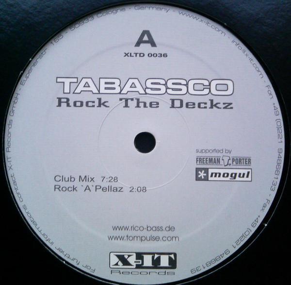 (27270) Tabassco – Rock The Decks