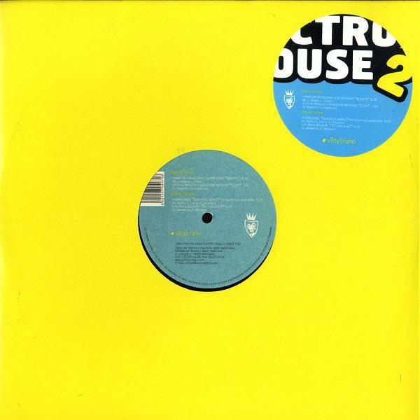 (11493) Electro House 2 (Vinyl 1)