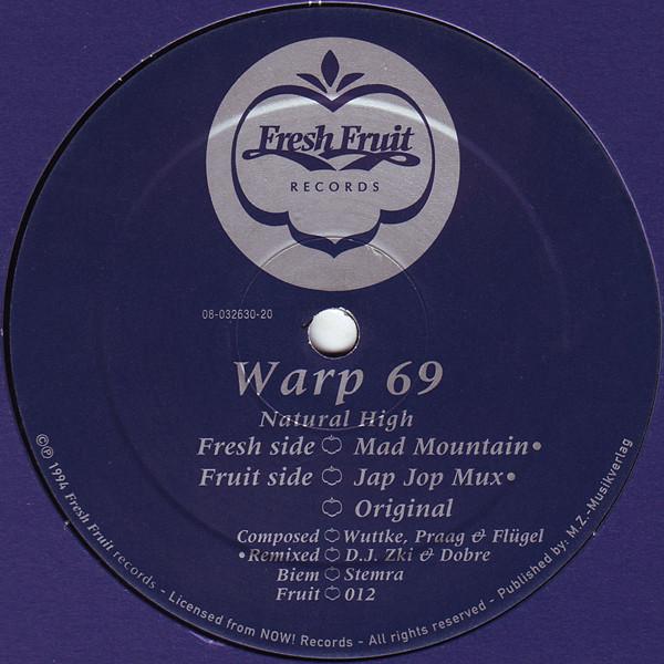 (CM1133) Warp 69 – Natural High
