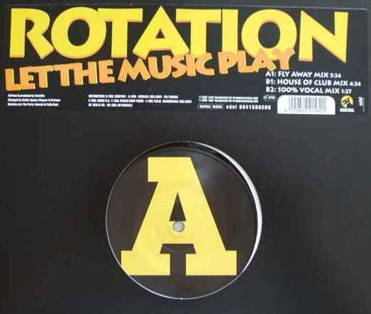 (19497) Rotation – Let The Music Play