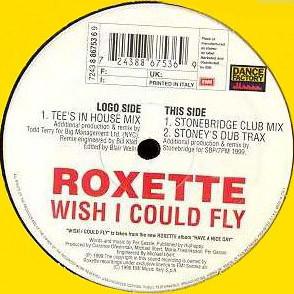 (CM1174) Roxette – Wish I Could Fly
