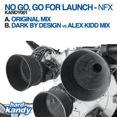 (25635) NFX ‎– No Go, Go For Launch