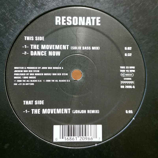 (27181) Resonate – The Movement