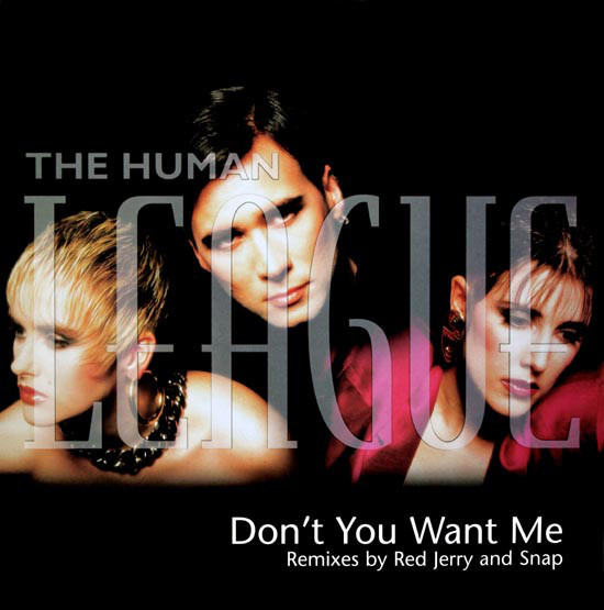 (CM1497) The Human League – Don't You Want Me