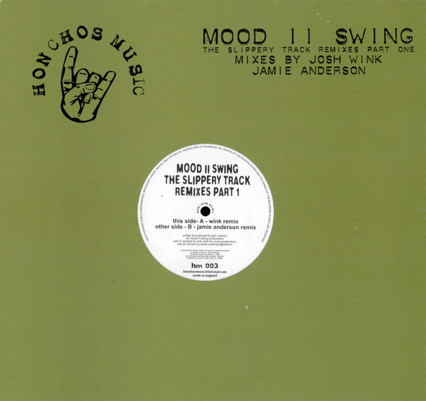 (FR205) Mood II Swing – The Slippery Track Remixes Part 1