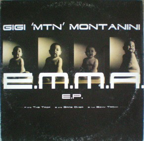 (ANT2085B) Gigi MTN Montanini – E.M.M.A. E.P.