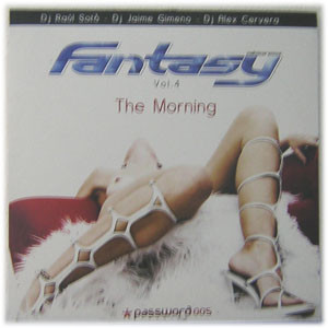 (13364) DJ Raúl Soto - DJ Jaime Gimeno - DJ Alex Cervera Present Fantasy Vol. 4 – The Morning