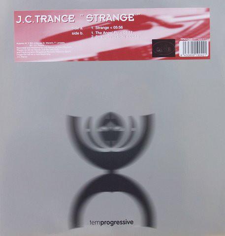 (CUB0328) J.C. Trance – Strange
