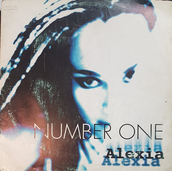 (JR1207) Alexia ‎– Number One