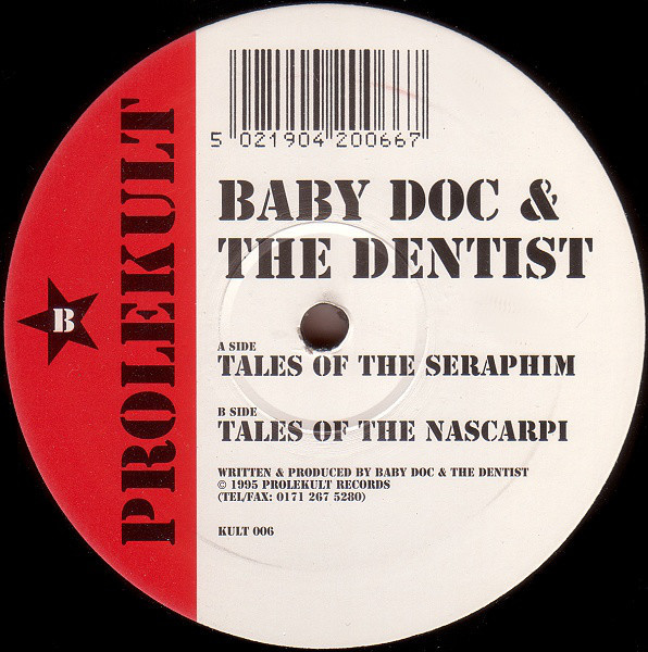 (CM1159) Baby Doc & The Dentist – Tales Of The Seraphim / Tales Of The Nascarpi