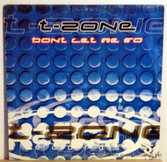 (P019) T-Zone – Don't Let Me Go (VG+/VG CELO LOMO)