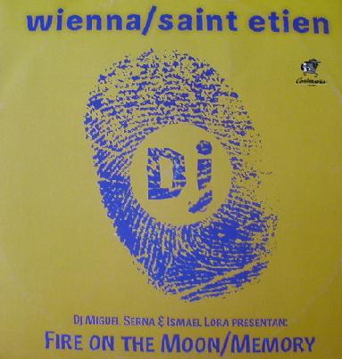 (0562) Wienna / Saint Etien – Fire On The Moon / Memory