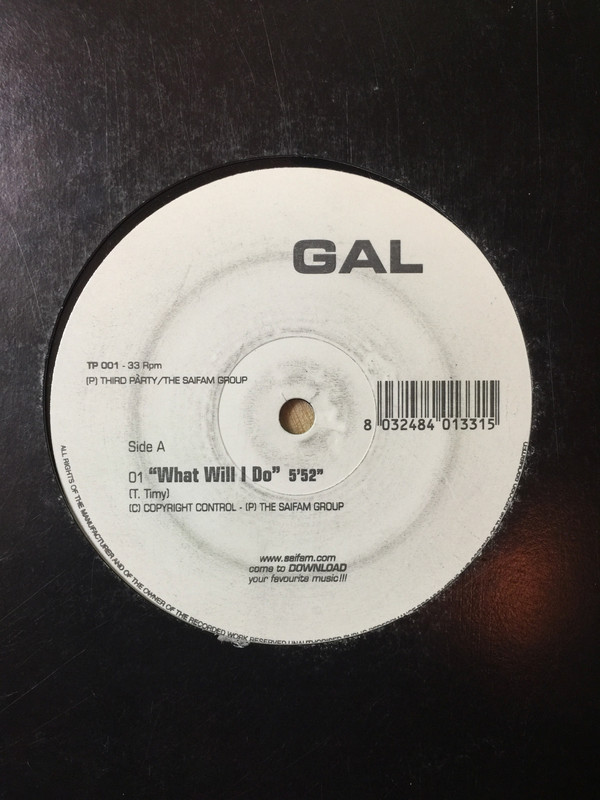 (1970) Chou Project / GAL – What Will I Do / Jungle In My Heart