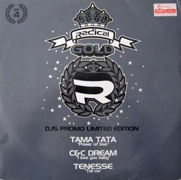 (13128) Radical Gold - Cantaditas De Colección Vol.5 Special EP 4