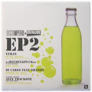 (P045) Disco Imperio & La Nube EP2 (G+/VG+)