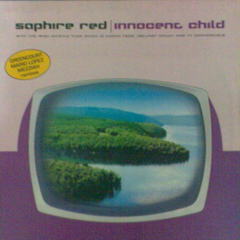 (JR1450) Saphire Red ‎– Innocent Child