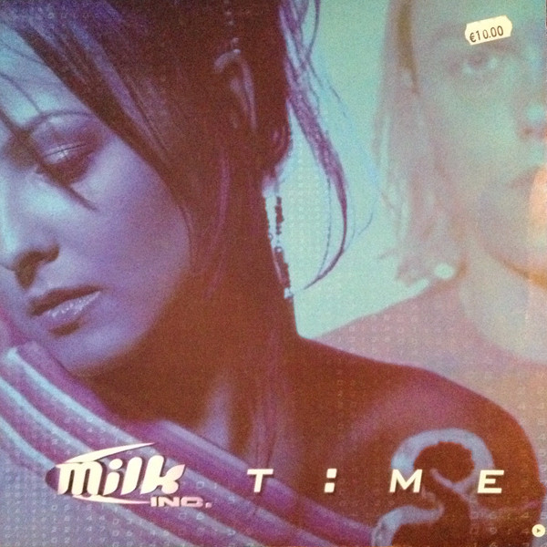 (1627) Milk Inc ‎– Time (PORTADA GENERICA)