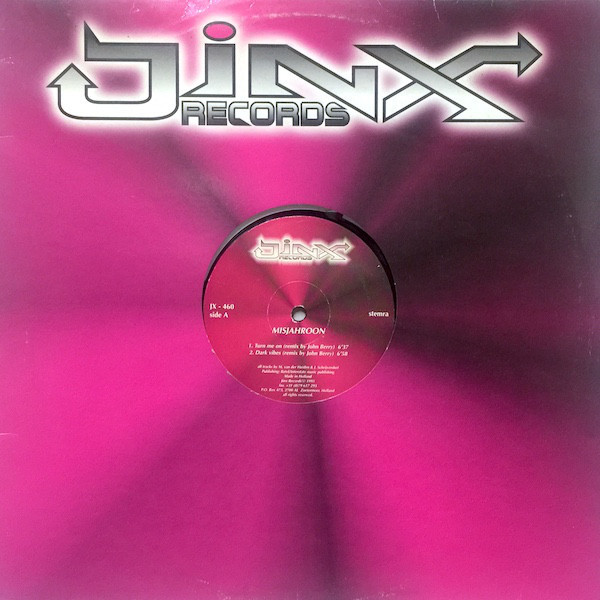 (CUB1602) Misjahroon – Turn Me On (Remixes)